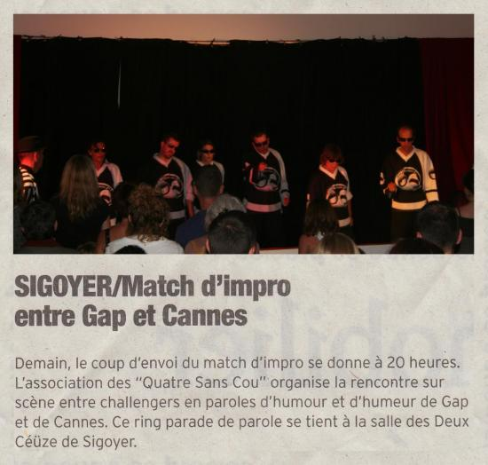 11 - Article Sigoyer (Mars 2012)
